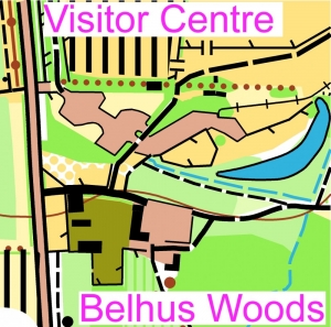Belhus Woods Country Park Visitor Centre, HAVOC
