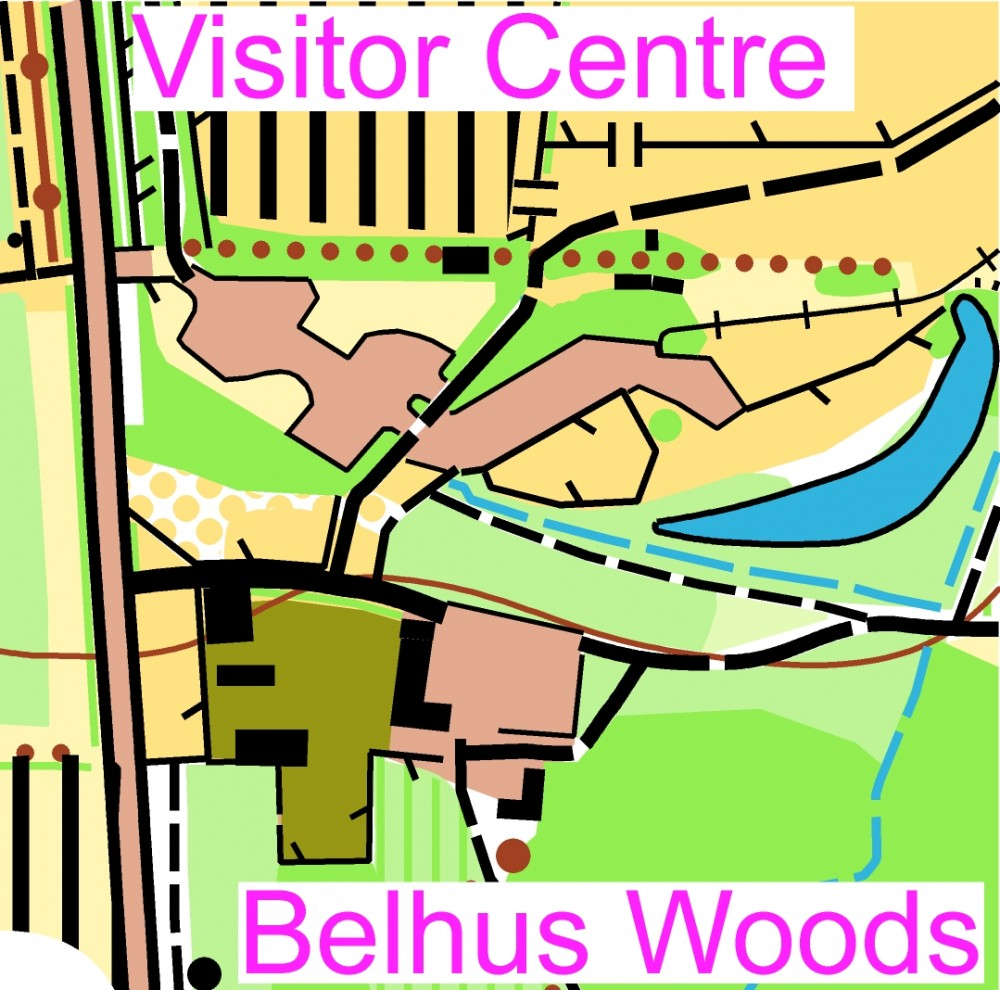 Belhus Woods - GLOSS | Havering and South Essex Orienteering
